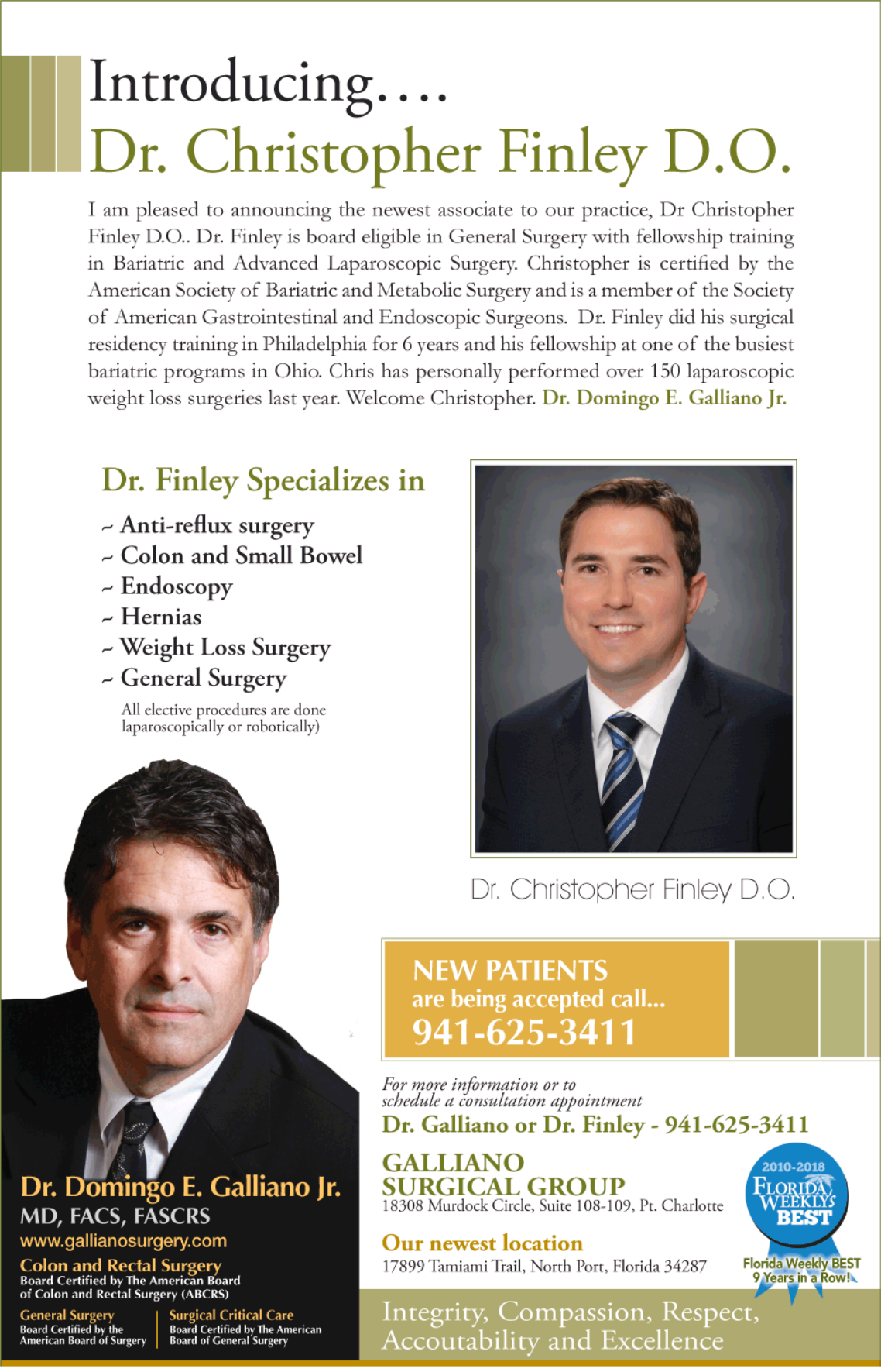 Galliano Surgical Group Bariatric Care Clinic Bariatric Surgery